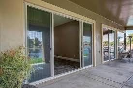 sliding glass door issues