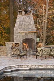 chic outdoor fireplace mantel decor glorious outdoor fireplace plans diy decorating ideas images in