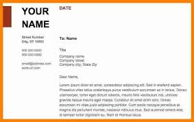Google Templates Cover Letter Sample Professional Letter Formats