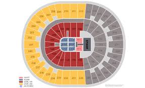 Old Nassau Coliseum Seating Chart Family Circle Stadium Online Charts Collection