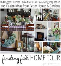 Finding Fall Home Decorating Ideas Home Tour