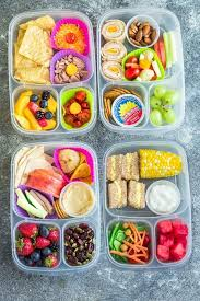 healthy yummy lunch ideas. 8 healthy and delicous lunches for back to school. tons of ideas with options yummy lunch