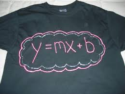 y mx b t shirt