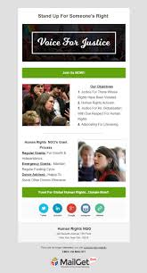 Ngo Templates Best] Charity Email Templates For NGOs Welfare Societies FormGet 12