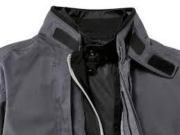 bmw boulder motorcycle jacket men grey