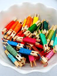 diy ideas for room organization. diy craft room ideas and organization projects - organizing embroidery floss cool diy for