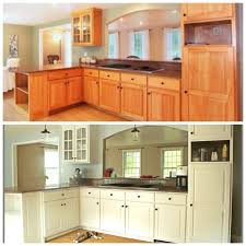 Refinishing Cabinets with Rust oleum Cabinet Transformations