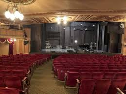 William Kerr Theatre Seating Chart Walter Kerr Theatre Section Orchestra L Row S Seat 1