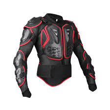 motorcycle jacket body armor protective gears cycling biker armour