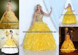 Brautkleider in Gelb | Modewelten die besten Mode Shops