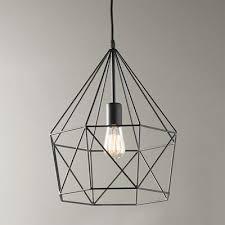 geometric lantern 2 colors