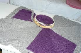 Loom Knitting Patterns Blanket Amazing Inspiration Design