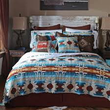 southwest lodge quilt collection