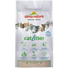 <b>Almo Nature cat</b> litter review