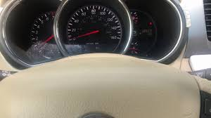 2003 Nissan Murano Service Engine Soon Light Reset Nissan Murano Oil Light Reset