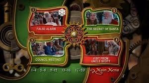 the santa clause 3 dvd. Unique Clause The Santa Clause 3 Escape 2006 DVD Menu In 3 Dvd E