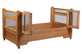 23037b children s bed niklas in beech wood