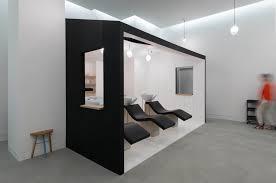 Un Salon De Coiffure Moderne Et Pur Marseille Propos Deco