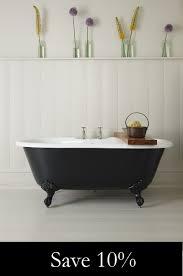 the petite millbrook cast iron bath