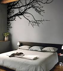 bedroom wall decoration ideas. Wall Decal - Tree Branches Bedroom Wall Design Creative Decorating Ideas Bedroom Decoration