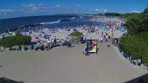Darłówko plaża live ponad 500 kamer na żywo WebCamera.pl