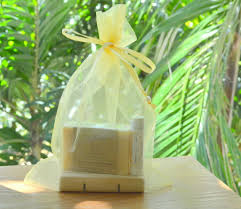 the soap haven gift pack milk and honey with lip balm and soap dish