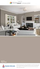 Parkers bedroom paint color- ColorSnap Visualizer for iPhone by  Sherwin-Williams: Requisite Gray (SW