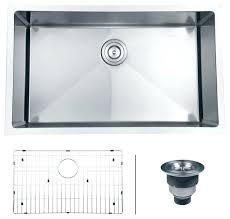 white single bowl kitchen sink. Single Basin Undermount Kitchen Sink Bowl Contemporary White ,