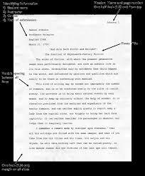 Writing An Essay In Mla Format Mla Format Mla Format School Stuff College Essay Examples
