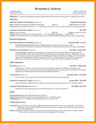 How To List Education On Resume Stunning Resume Listing Education How To List Education On A Education On