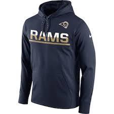 Hoodie Day Slub Rams Los Navy Pullover Majestic Men's Angeles Classic Game NFL Level Spread Picks Week 12