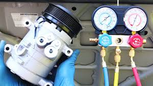 car air conditioning compressor. car air conditioning compressor a