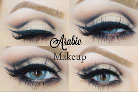 arabic dramatic double winged makeup tutorial makeup by ani