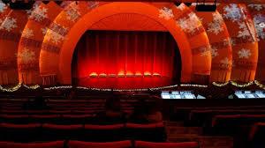 Radio City Music Hall Section 2nd Mezzanine 5 Row J Seat