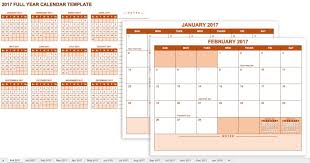 yearly calendar 2017 template free google calendar templates smartsheet