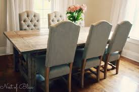 furniture extraordinary rustic upholstered dining chairs 19 farmhouse astounding wicker emporium paired with a table home