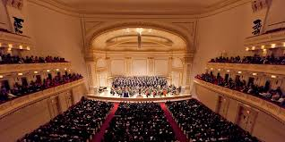 Carnegie Hall Stern Seating Chart Holiday Concerts At Carnegie Hall 50 Off Travelzoo