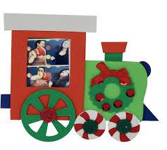 foam train frame
