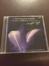 Saxophone Summit Seraphic Light Cd Telarc Saxophone Summit Seraphic Light As Shown