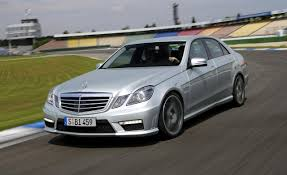 2010 Mercedes-Benz E63 AMG – Review – Car and Driver