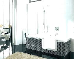 walk in shower cost shower tubs cost to replace bathtub with walk in shower cost of