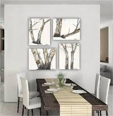 amazing of living room wall decor sets large wall art set tree trunks gift him men white artwork living