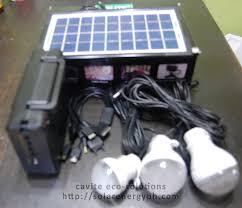 Solar Panel Lighting Kit Solar Home System 45 LED Outdoor Wireless Solar Powered Lighting Kits