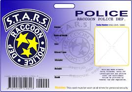 Blank Id Card Template Beauteous STARS Blank ID By KasuKitty On DeviantArt