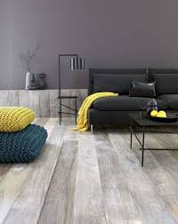 yellow and grey furniture. A Minimal Living Room In Grey And Black Can Be Spruced Up With Yellow Throw Furniture