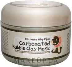 Elizavecca Face Care Milky Piggy Carbonated <b>Bubble</b> Clay Mask ...
