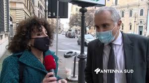 20 gennaio - Roma   Il Senatore Ciampolillo salva Conte al