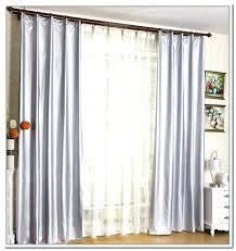 curtains for sliding glass door double sliding door window treatments door design sliding door double curtain