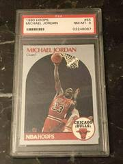 I ordered a box of nba hoops and a few packs, but the company sent me this box free since. Michael Jordan 65 Prices 1990 Hoops Basketball Cards