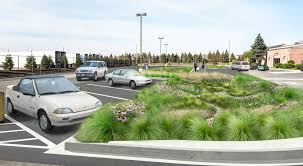 Parking Lot Stormwater Design The Heart Of Green Stormwater Infrastructure